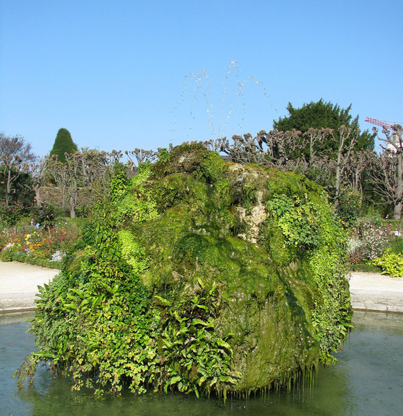 Jardin Bossuet, Meux