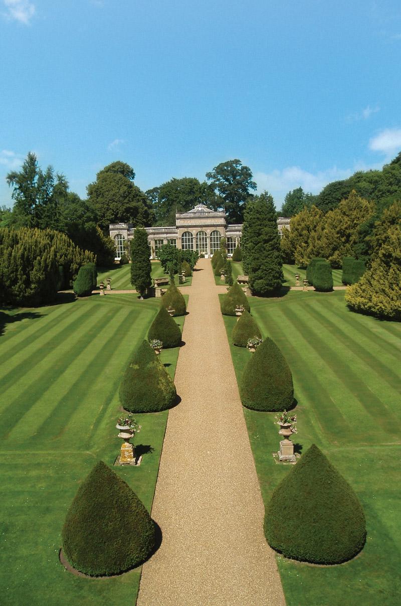 Castle Ashby Gardens Tea Room