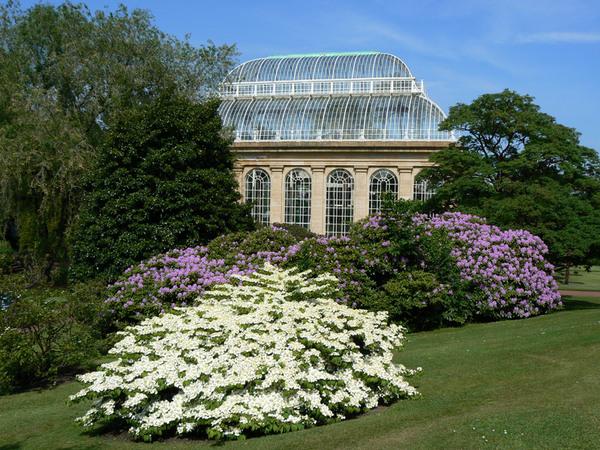 Royal Botanic Gardens Edinburgh, Scotland