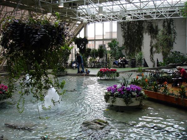 Sun Garden, Devonian Gardens