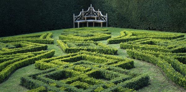 Antony House Garden, Cornwall