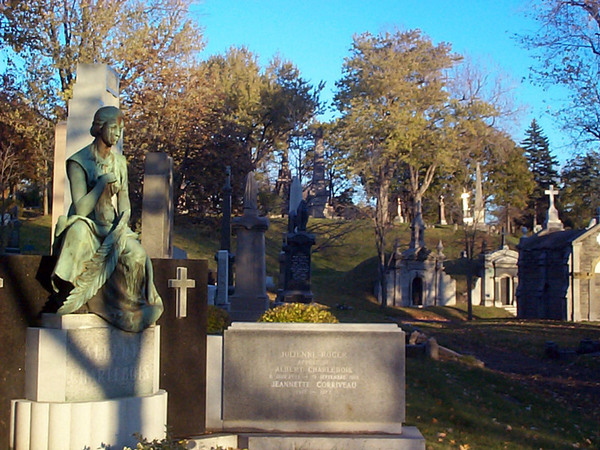 Mount Royal Cemetery, Montreal
