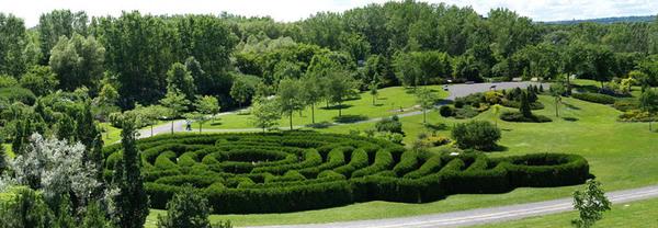 Domaine de Maizerets, Quebec