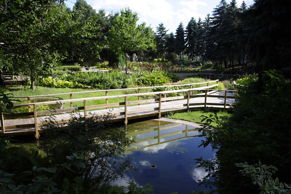 Jardins des Floralies, Quebec