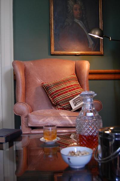 Armchair, Bantry House