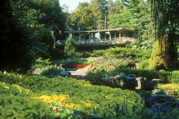 Rock Garden, Ontario Royal Botanical Gardens