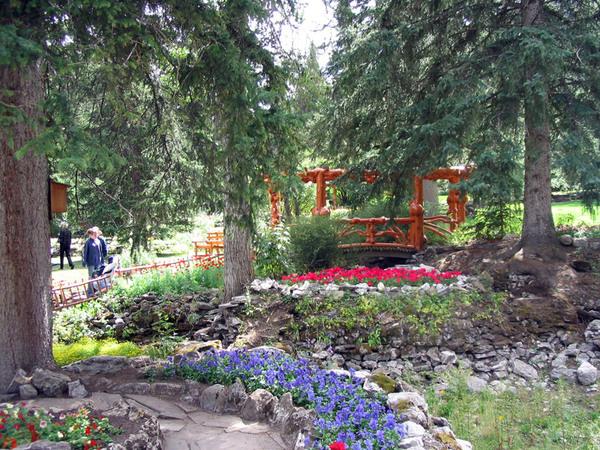 Cascade Gardens, Canada