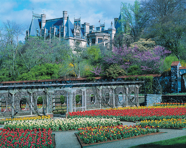 Biltmore Estate Gardens