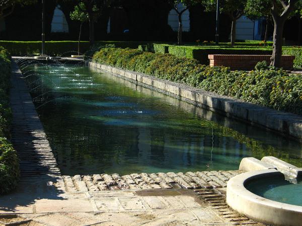Paseo del Parque, Malaga