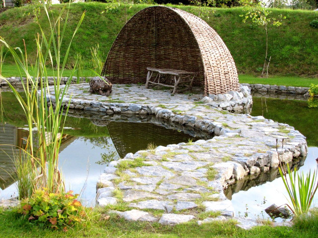 Brigit 39 s garden for Garden design galway