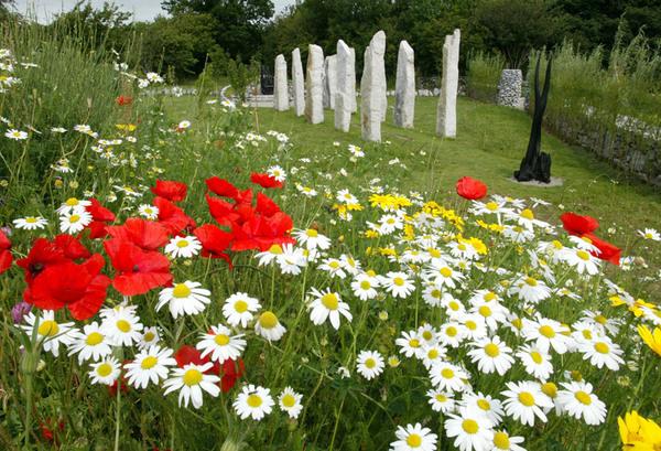 Bealtaine Summer Garden, Brigit's Garden