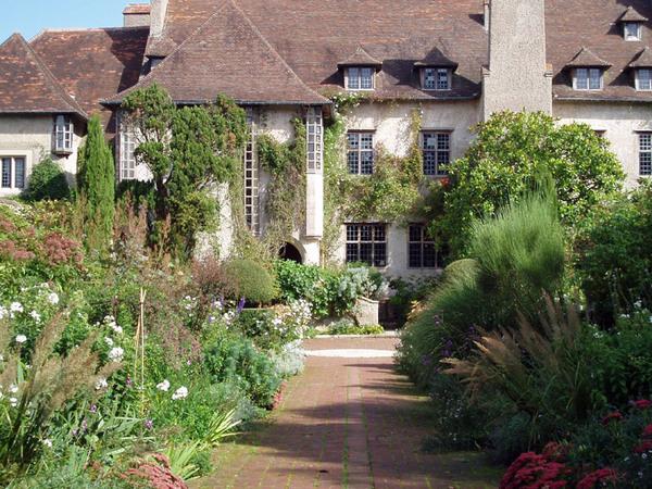 Le Bois des Moutiers, France
