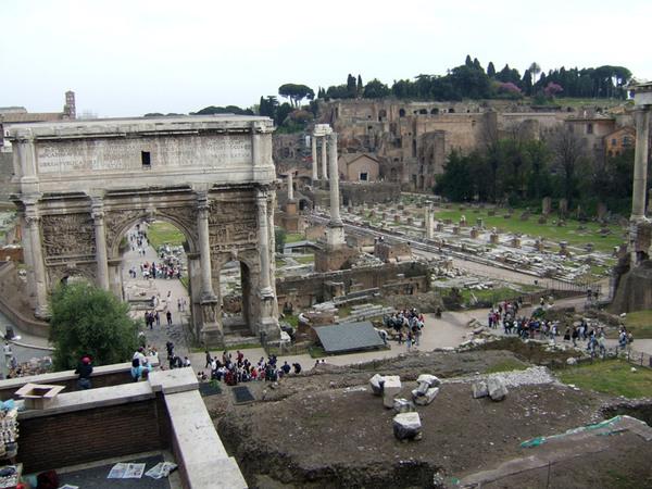 Forum Rome, Lazio