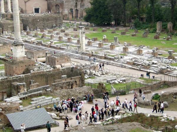 Forum Rome, Italy