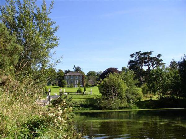 Ardnavaha House Garden, Cork