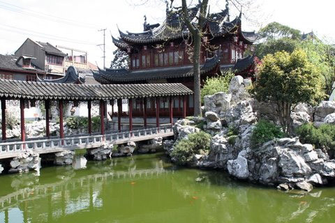 Yuyuan Garden, China