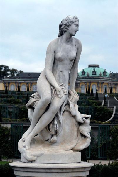 Statue, Park Sanssouci