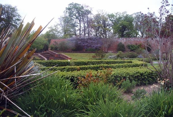 Bodelwyddan Castle Gardens, Wales
