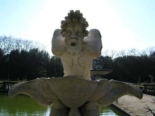 Statue, Parco di Boboli