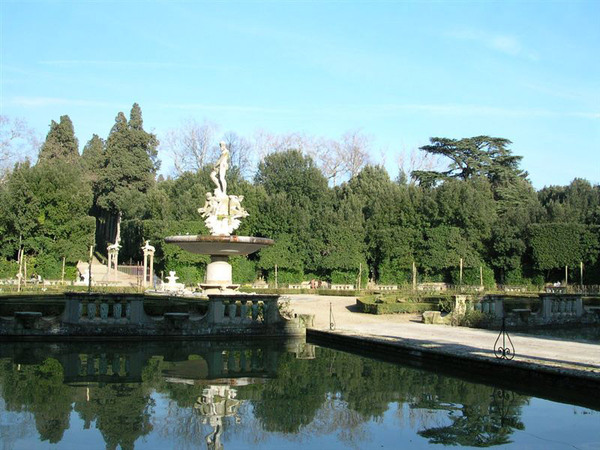 Parco di Boboli, Florence