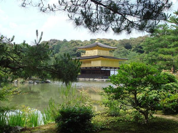 Golden Pavilion, Kinkakuji
