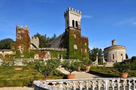 Castello di Celsa, Tuscany