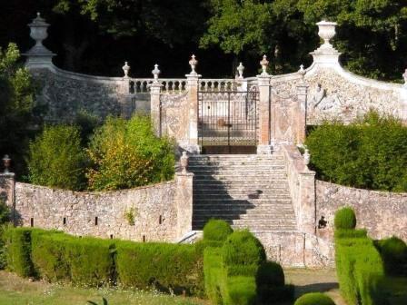 Castello di Celsa, Italy