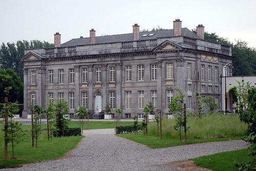 Chateau de Seneffe, Belgium