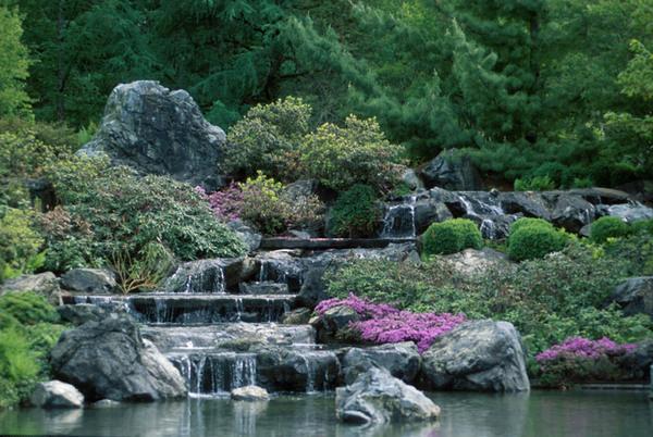 Montreal Botanical Garden, Quebec