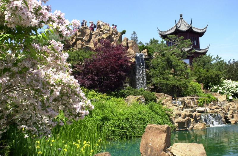 Chinese Garden, Montreal Botanical Garden