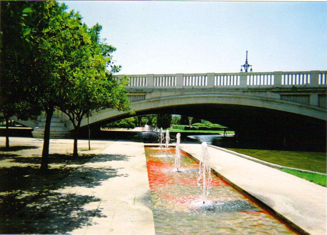 Jardines del Rio Turia