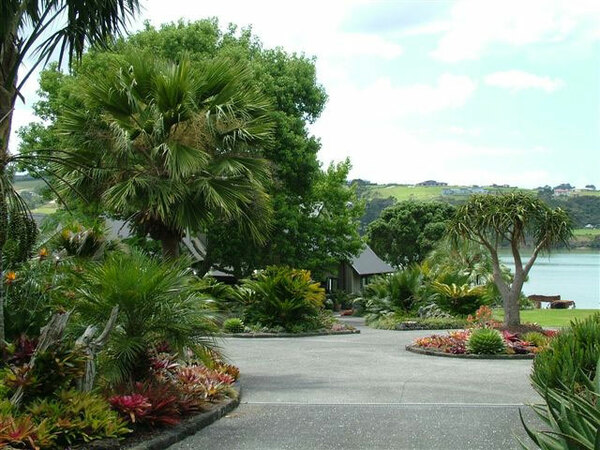 Totara Waters Subtropical Garden, Auckland