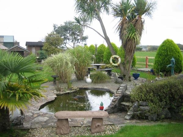 Pond, Glenview Gardens