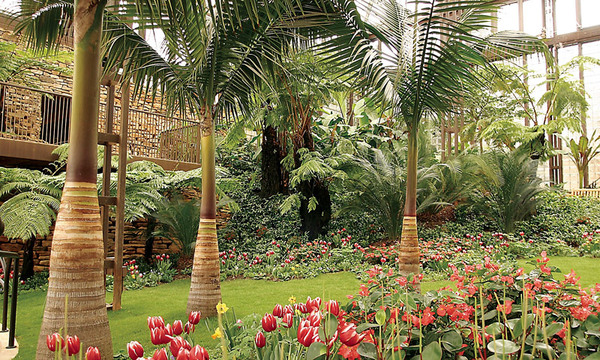 John A Sibley Horticultural Center, Callaway Gardens