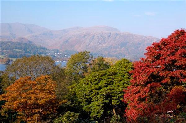 Brantwood Garden, Cumbria