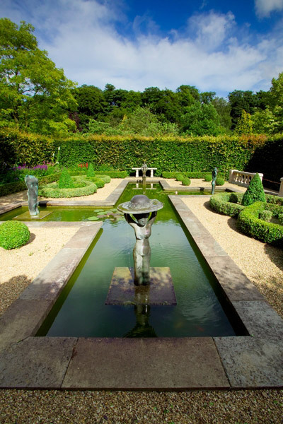 Pond, Barnsdale Gardens