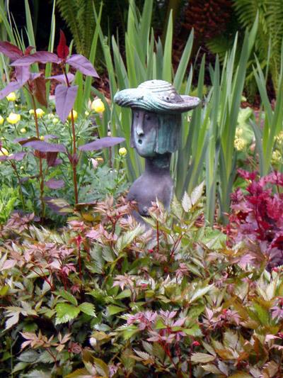 Gladys, Barnsdale Gardens