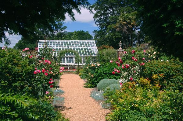 Peckover House Gardens, Cambridgeshire