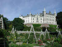 Medium dunrobin castle scotland original