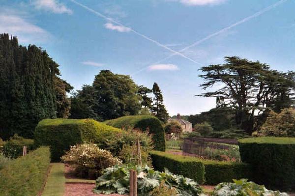 Arbuthnott House Garden