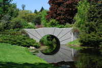 Medium dow gardens bridge original