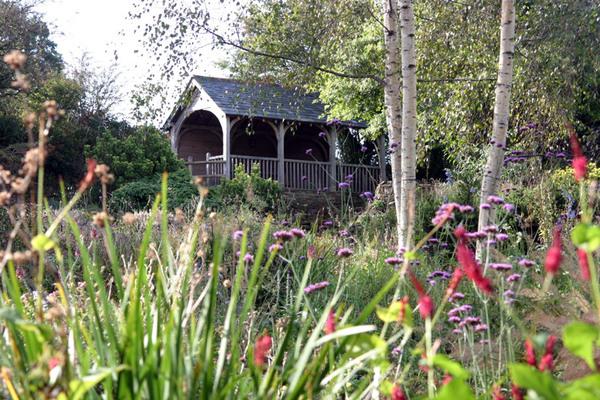 Quarry, Garden House