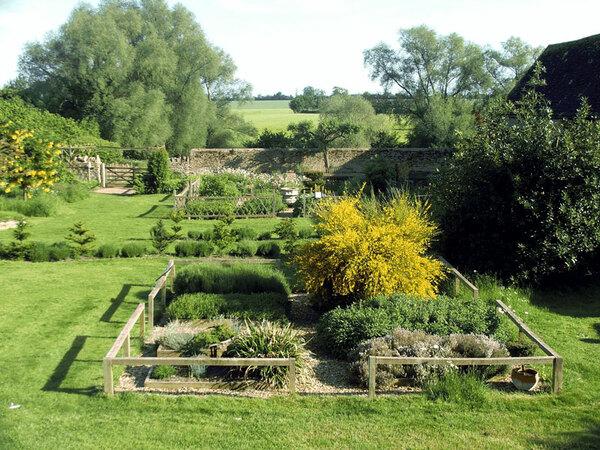 Prebendal Manor Garden, Northamptonshire