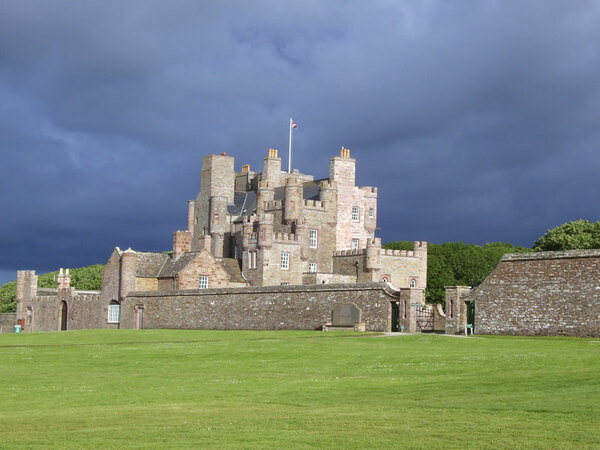 Castle of Mey, Highlands