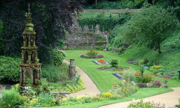 Plantation Garden, Norfolk