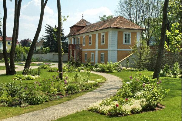 Southern Pavilion, Schloss Eggenberg