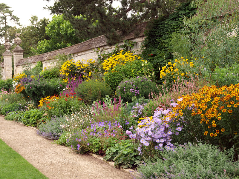 Oxford botanic garden for Oxford garden designs