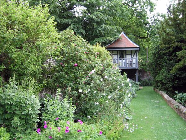 Summerhouse, Stonor Park