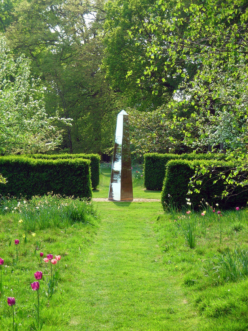 Doddington Place Gardens, Kent