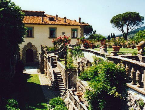 Villa Gamberaia, Italy